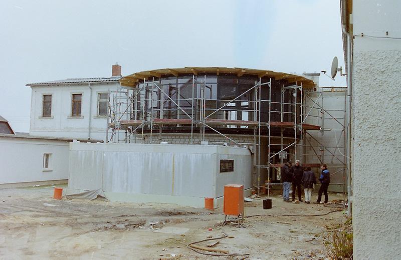 FFW-Blankenhain-Bauphase